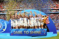 Estados Unidos se coronó bicampeón Mundial Femenil ante Holanda (Videos)
