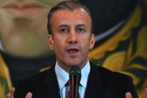 Recompensa de hasta $10 millones ofrecería EEUU por pistas sobre el paradero de Tareck El Aissami