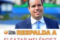 Nueva Mayoría de FL respalda a Eleazar Meléndez para Comisión de Miami