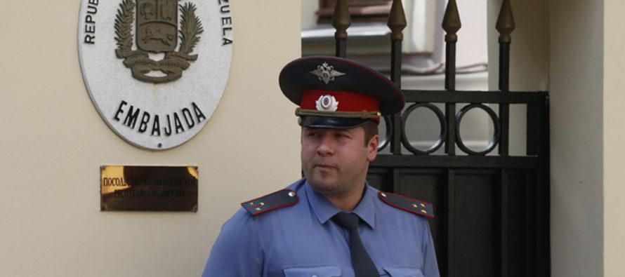 Embajada de Venezuela en Rusia saquea las arcas de la Cancillería con empresas falsas