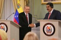 Compañía turca ayudó a Maduro a mover 900 millones de dólares en oro