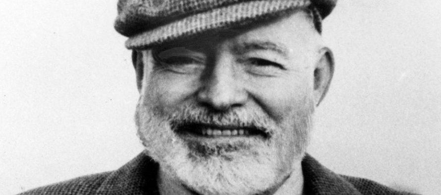Convocan al Premio de Literatura en Español Ernest M Hemingway