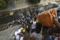 Escasez de agua amenaza con convertirse en una catástrofe sanitaria en Venezuela