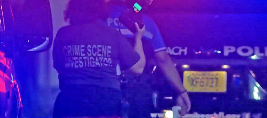 La policía de West Palm Beach investiga tiroteo que dejó un muerto este sábado en la noche