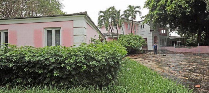 Terreno propiedad de Pablo Escobar es puesto en venta en Miami