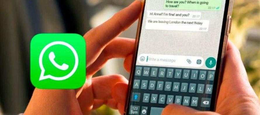 """Conoce cómo contestar mensajes de WhatsApp sin que aparezca la palabra """"escribiendo"""""""