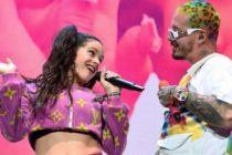 «Con altura» de J Balvin y Rosalía entre las 10 mejores canciones del año según Time