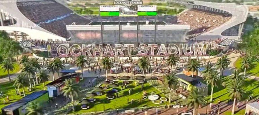 Beckham y sus socios de la Mayor League Soccer jugarán las dos primeras temporadas en el estadio Lockhart