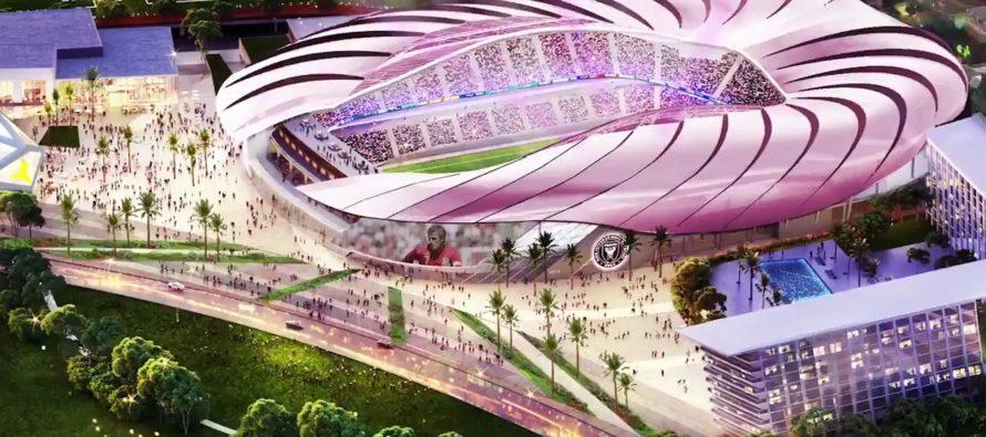 Se retrasa la construcción del estadio del equipo de David Beckham  por contaminación