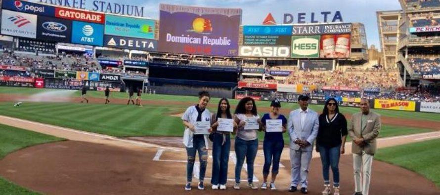 MITUR celebra «Dominican Day at the Ballpark» en los estadios de Cleveland, Yankee Stadium y Fenway Park de Boston