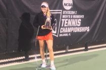 Perez-Somarriba de la Universidad de Miami triunfa en nacional de tenis femenino