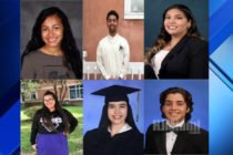En Florida 6 estudiantes latinos recibieron becas universitarias de McDonald's