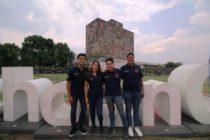 Alumnos de la UNAM triunfaron en concurso internacional en Florida