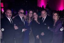 Personalidades del espectáculo participaron en evento benéfico para la Policía de Miami
