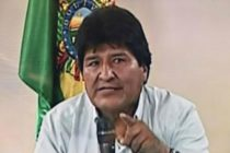 Renunció Evo Morales a la presidencia de Bolivia tras solicitud del comandante en jefe de las Fuerzas Armadas