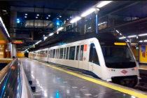 Vigilantes agreden a un hombre en una estación de metro de Madrid