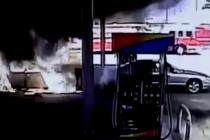 Varios heridos tras explosión de estación de gasolina en Florida