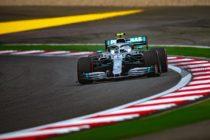 Pole del Gran Premio de China se la llevó Valtteri Bottas con Mercedes