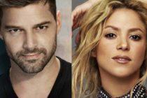 ¡Increíble! Así lucían Shakira y Ricky Martin antes de todas sus operaciones (Fotos)