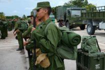 Denuncian que el régimen cubano estaría preparando a jóvenes del servicio militar para defender a Venezuela