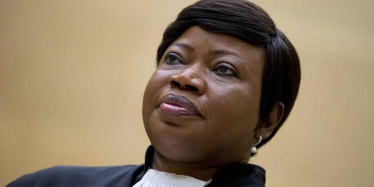 EE. UU. sanciona a fiscal general de la Corte Penal Internacional