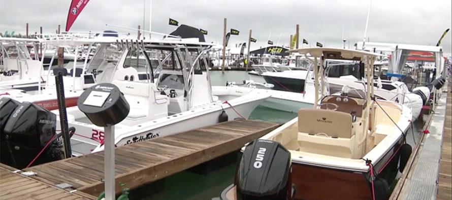 Feria Internacional de Barcos de Miami aspira tener 100 mil visitantes