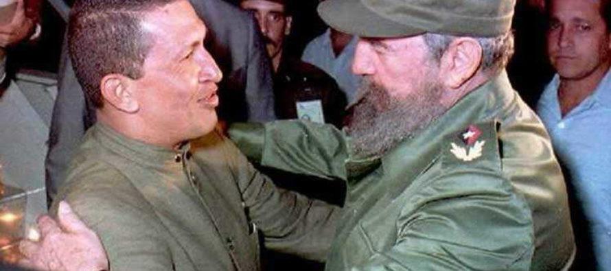 Se filtró un audio de conversaciones entre coronel retirado y Hugo Chávez:  «Mete el freno. Fidel no quiere nada bueno para ti»