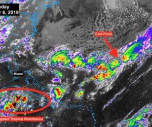 El Atlántico está en alerta ante nuevas amenazas climáticas, pero sin afectar costas de Florida