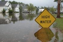 Isla Snell y Shore Acres se enfrentan a inundaciones por lluvia