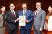 """Florida reconoció a Jerusalén como capital """"eterna e indivisa"""" de Israel"""