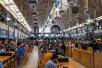 Los «Food Halls», la nueva tendencia gastronómica que llegó a Miami