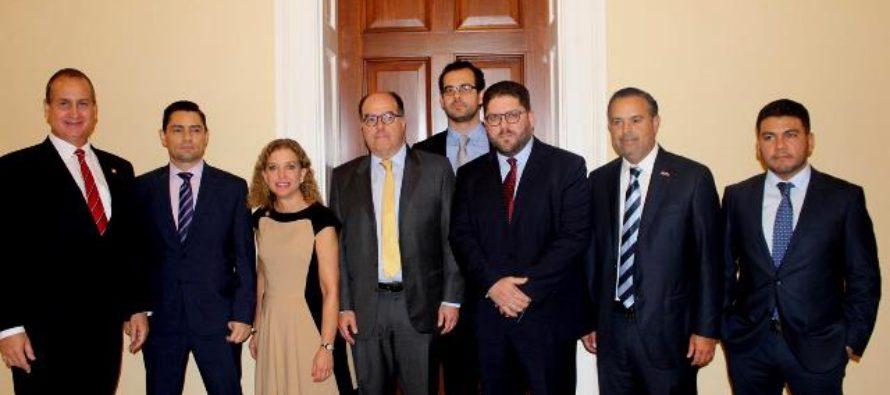 Borges: «Estamos planteando ante EEUU estrategias y acciones que harán mucho daño a la dictadura de Maduro