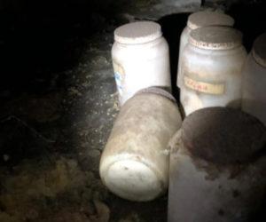 ¡Macabro descubrimiento! Frascos con lenguas humanas encontraron en sótano de Miami