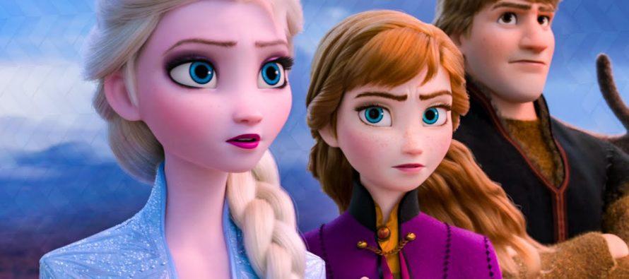 Disney sorprende a toda la familia con el esperado trailer de Frozen 2