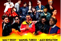 Fuego Music Festival: dos días de celebración con lo mejor de la música latina