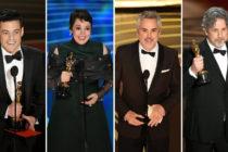 Bohemian Rhapsody dominó con cuatro premios Oscars