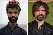 ¡Separados al nacer! Doble de Tyrion Lannister, de Juego de Tronos, trabaja como camarero en Pakistán