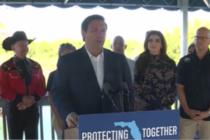 Gobernador DeSantis anunció el lanzamiento de una página web para conocer la calidad del agua en Florida