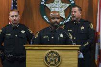 Sheriff Gregory Tony anunció que se postulará para un cargo en 2020