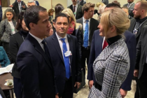 Confirman visita de Guaidó a España (+video)