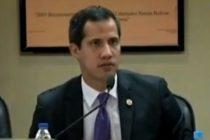 """Guaidó aseguró que éxodo venezolano es «la crisis migratoria más severa del mundo"""""""