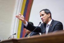 Guaidó admite que hace falta el uso de la fuerza para salir del régimen de Maduro