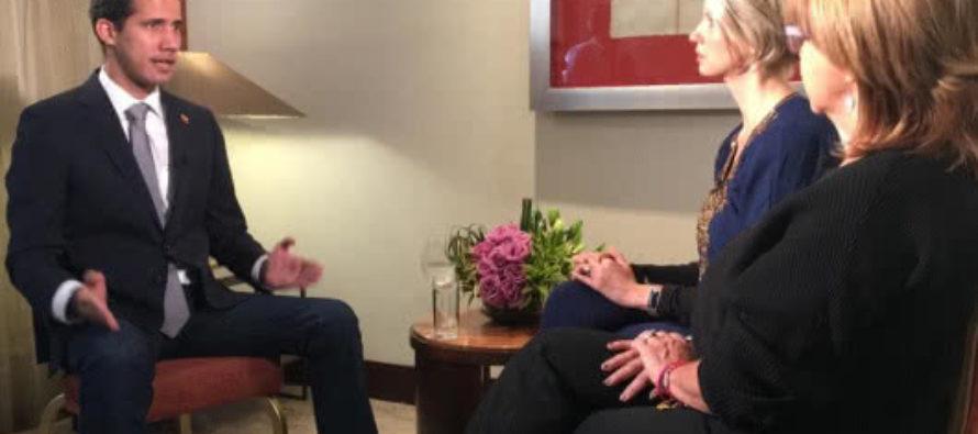 Juan Guaidó aseguró que «hay instrucciones claras» en caso de que lo encarcelen al regresar a Caracas