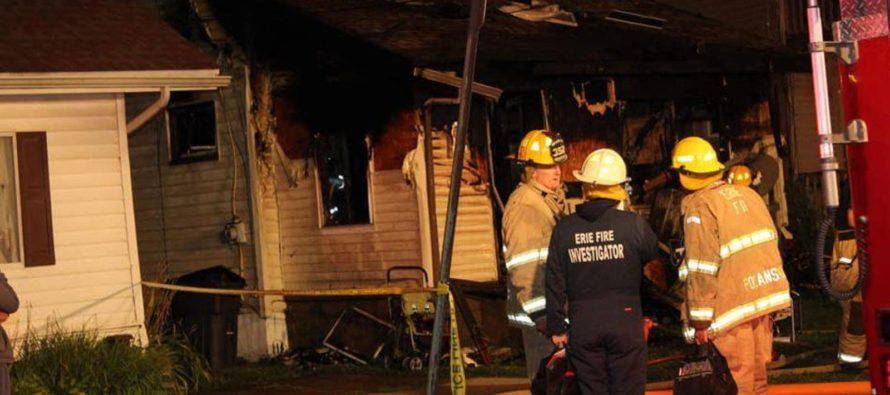 Cinco niños fallecieron en un incendio en una guardería en Pensilvania