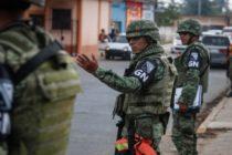 México despliega a los primeros soldados de su Guardia Nacional en la frontera con Guatemala