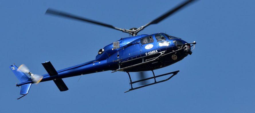 Un choque entre un helicóptero y un ultraligero en el aire dejó 7 muertos en Mallorca