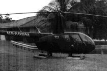 Hombre irá a juicio en Florida por aterrizar su helicóptero en el patio de una casa