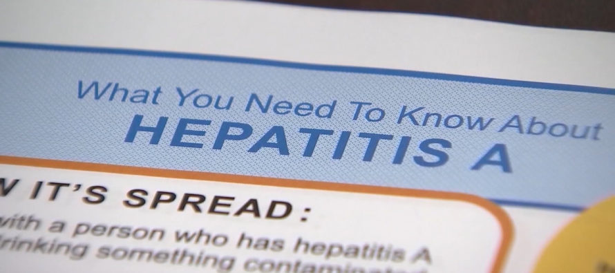 Se reportaron 49 nuevos casos de hepatitis A en Florida