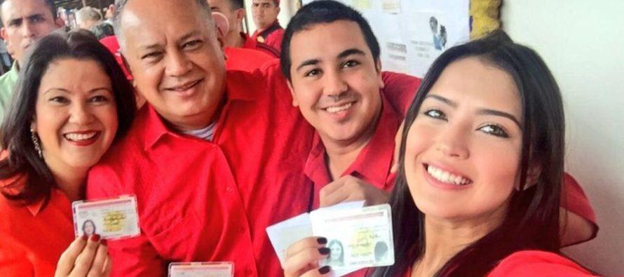 Revelan que hijos de Diosdado Cabello huyeron de Venezuela a este país de Asia