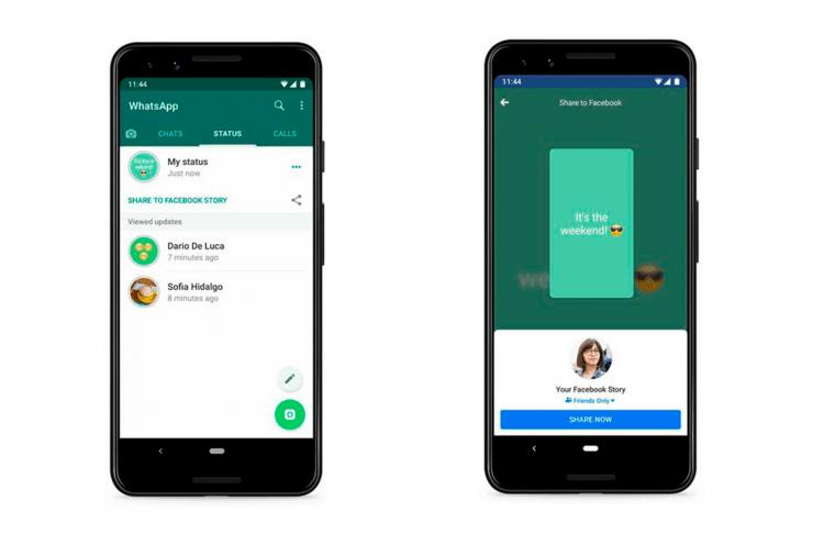 Usuarios de WhatsApp tienen una nueva opción en cuanto a los estados